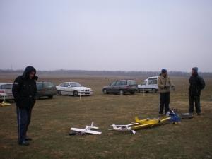 2008.12.31. Szilveszteri repülés
