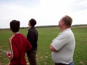 2009.04.19. Modellrepülőtéren