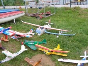 2011.08.27. Repülőzés az Orfűi vitorlás napokon